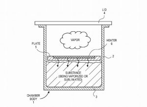 Vaporizer Technology Patented by Apple